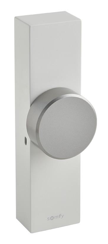 options additionnelles au smartphone du système de commande à distance pour le barillet connecté Somfy